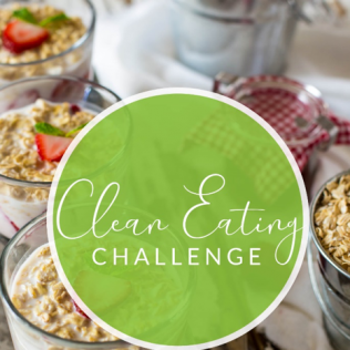 The 7 Day Clean Eating Challenge: